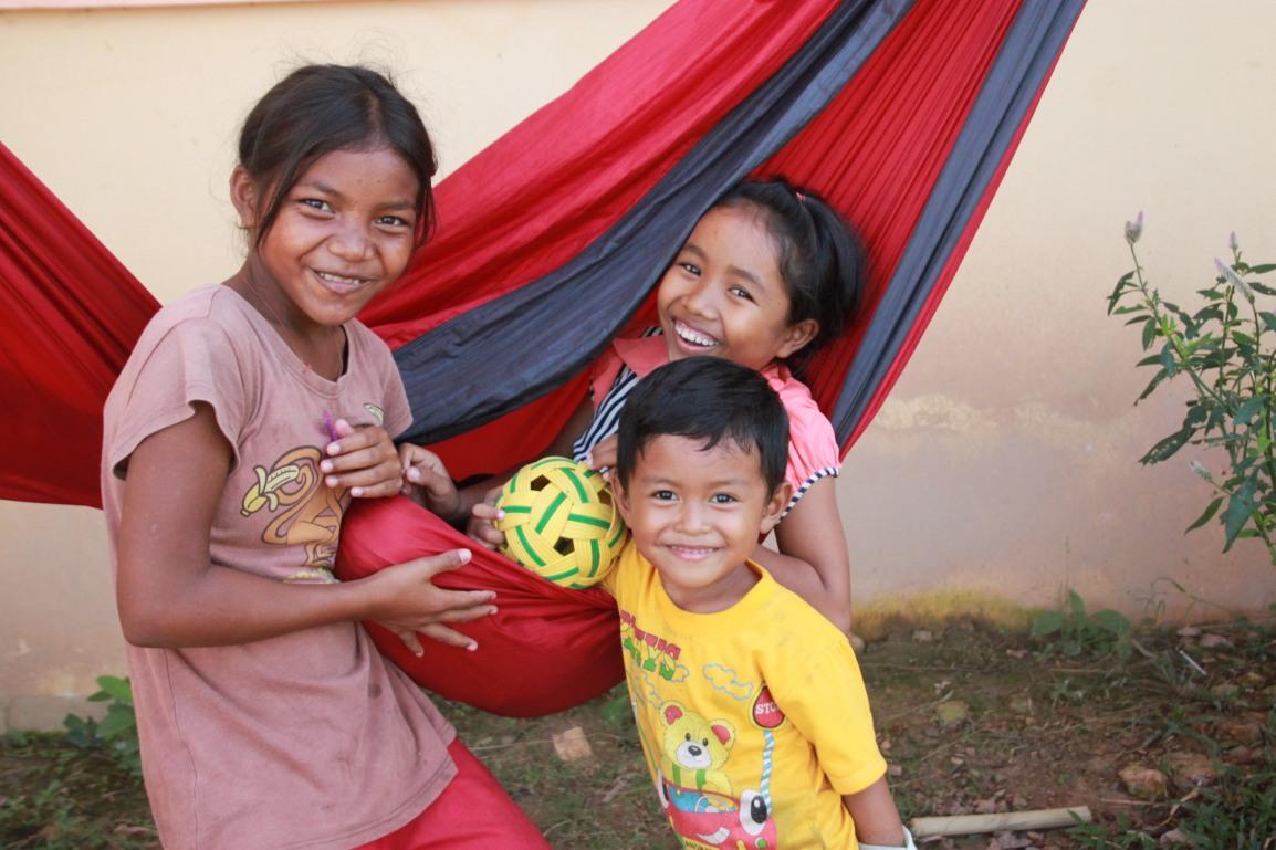Cambodia Changed myHeart
